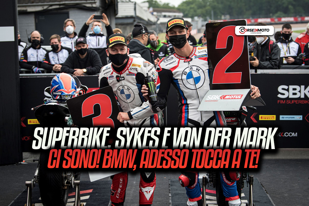 Superbike, Sykes and Van Der Mark are there: BMW, now it is your flip! - Motor Informed