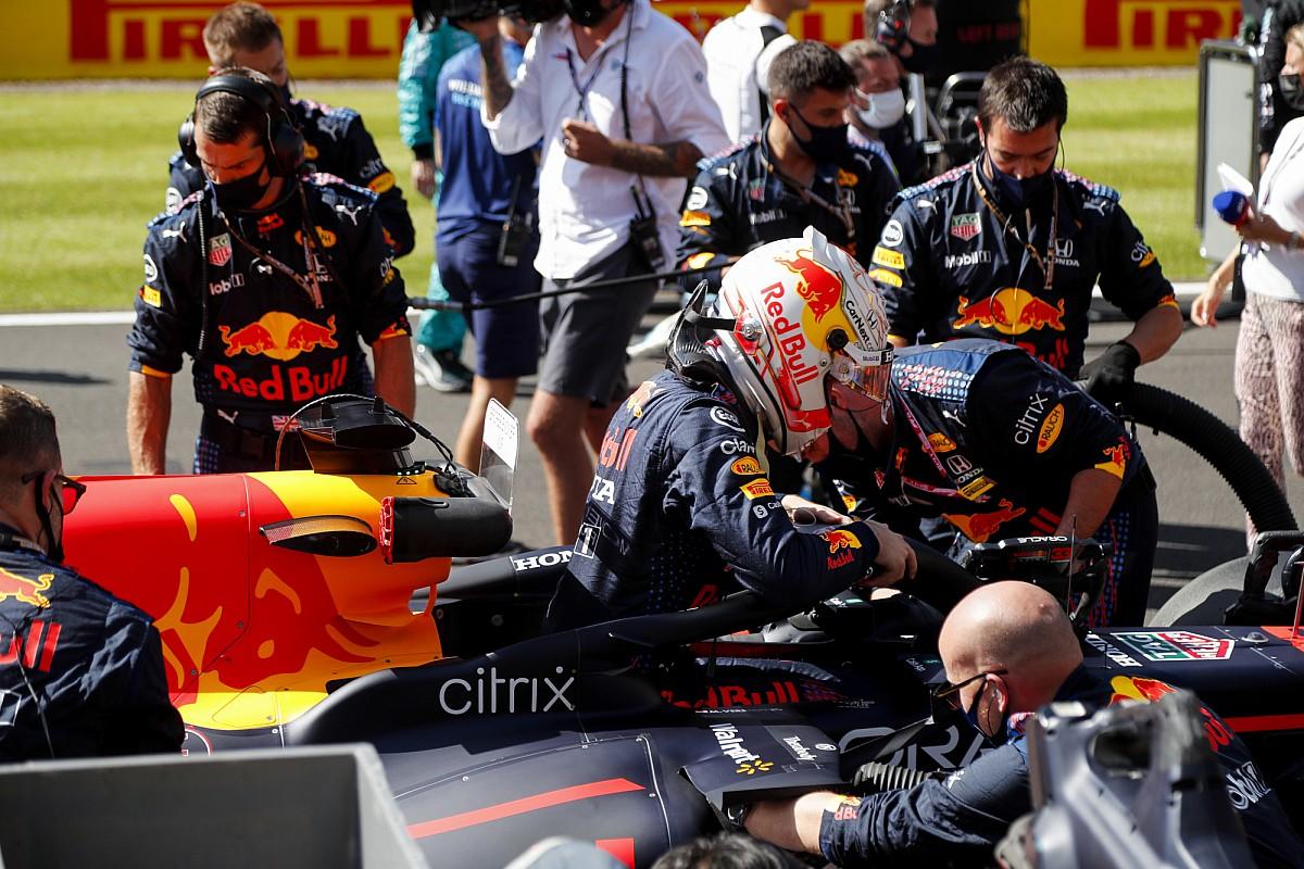 The beginning grid of the British GP - Motor Informed