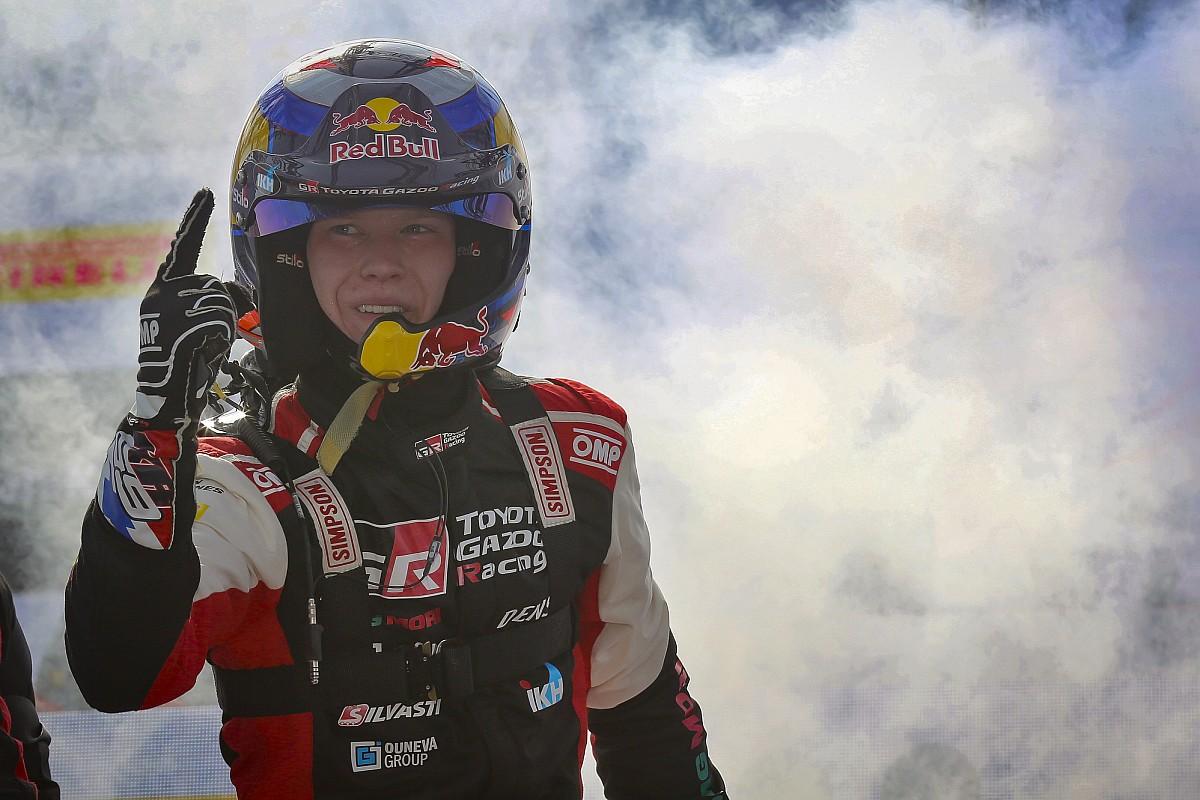 "To win, Rovanperä had ""a protracted method to go"" - Motor Informed"