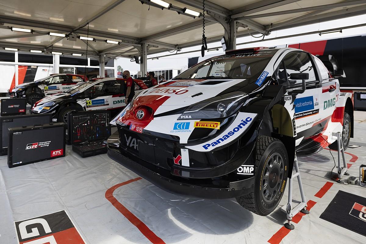 Toyota labored a 'weak level' forward of Rally Estonia - Motor Informed