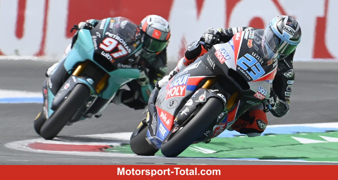 Why he fell behind after a strong start in Assen - Motor Informed
