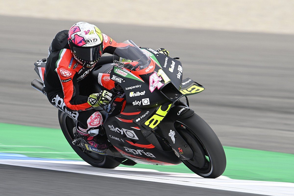 "Aleix Espargaro ""looks like an fool"" after Assen MotoGP race - Motor Informed"