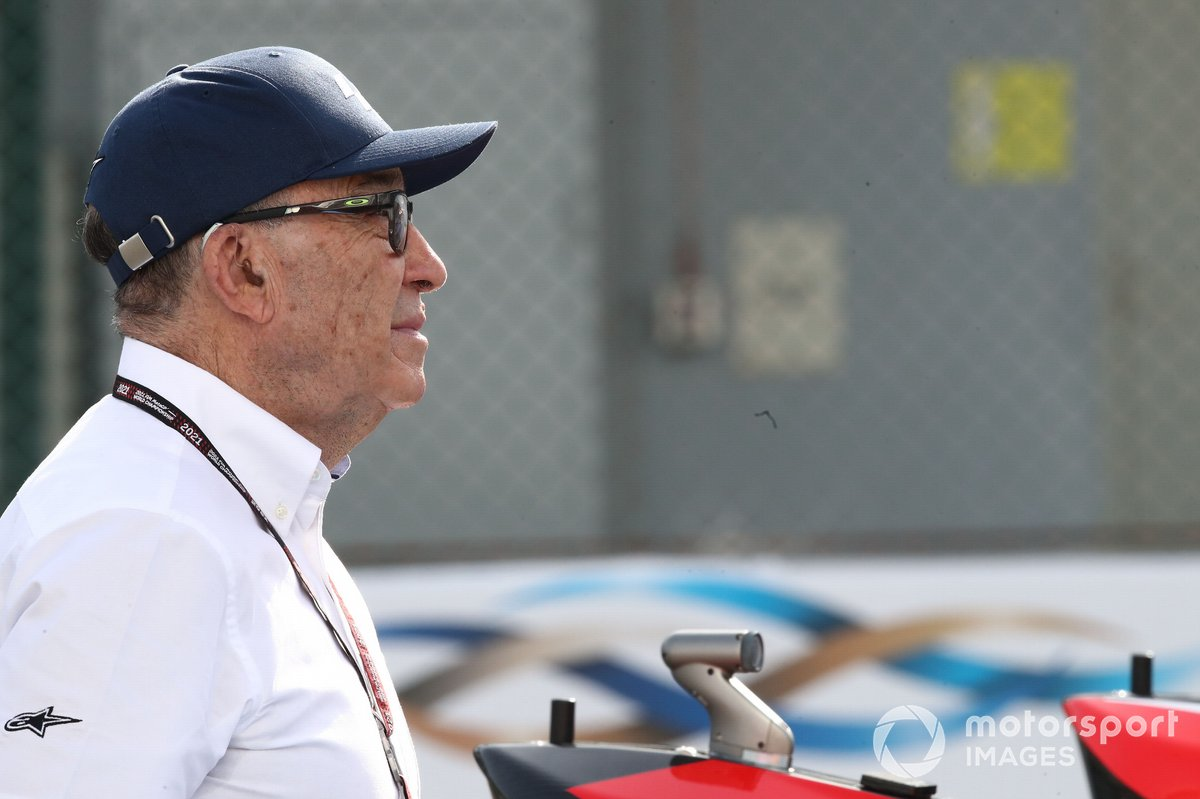 Carmelo Carmelo Ezpeleta, CEO Dorna Sports,