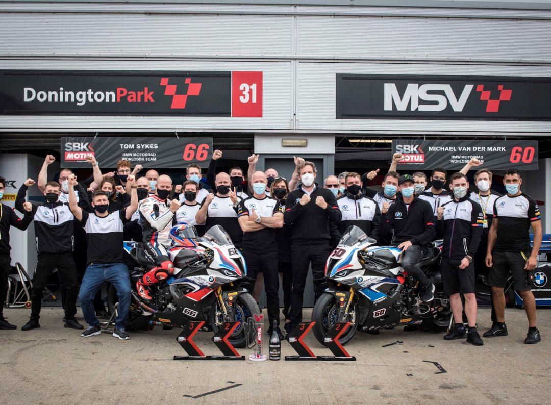 Tom Sykes galvanized, BMW overtaking the Ducati - Motor Informed