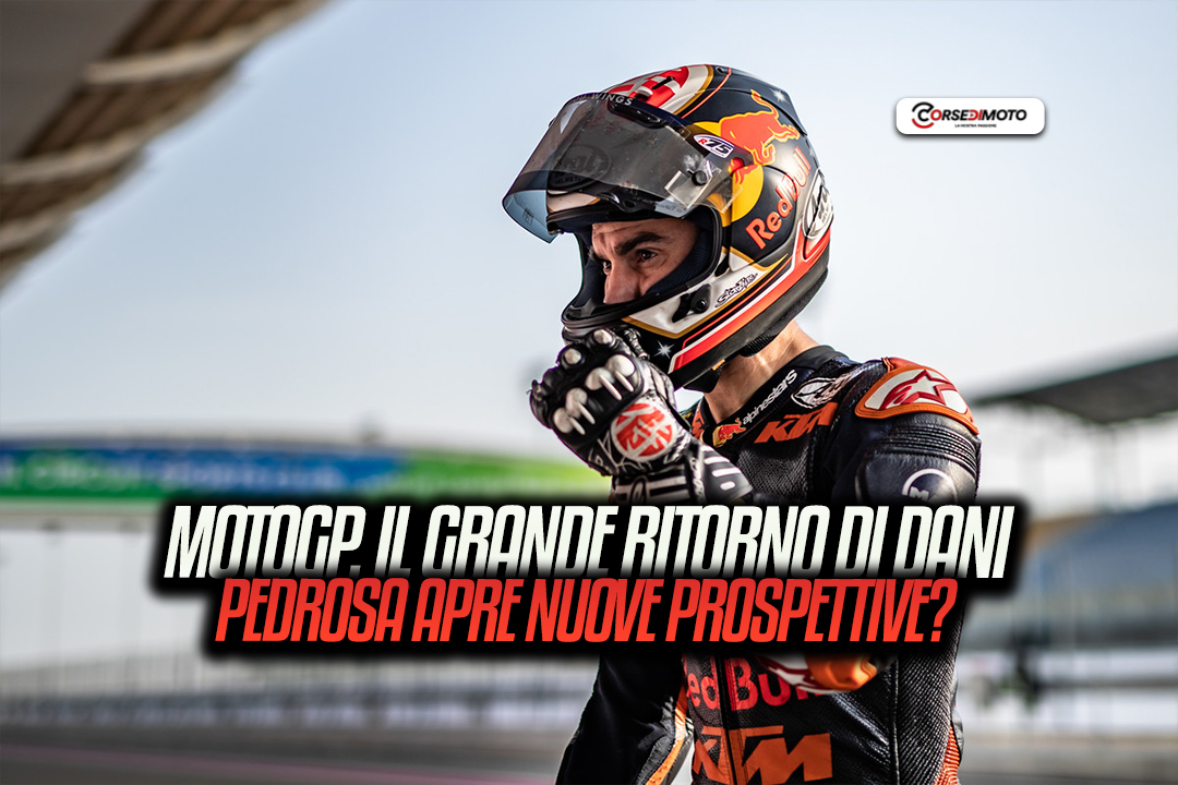 Dani Pedrosa the massive comeback, what number of will he put behind? - Motor Informed