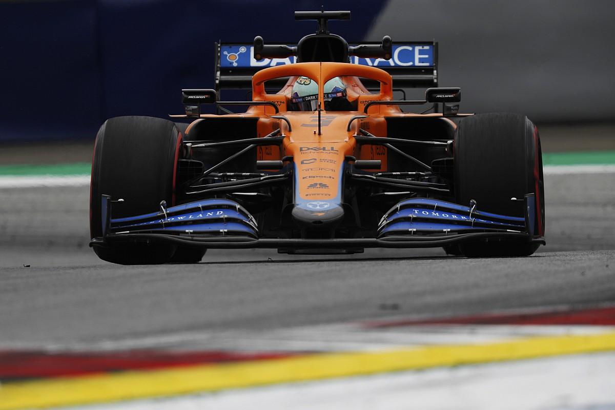 "Ricciardo ""not going to panic"" over Austria Friday type for McLaren - Motor Informed"