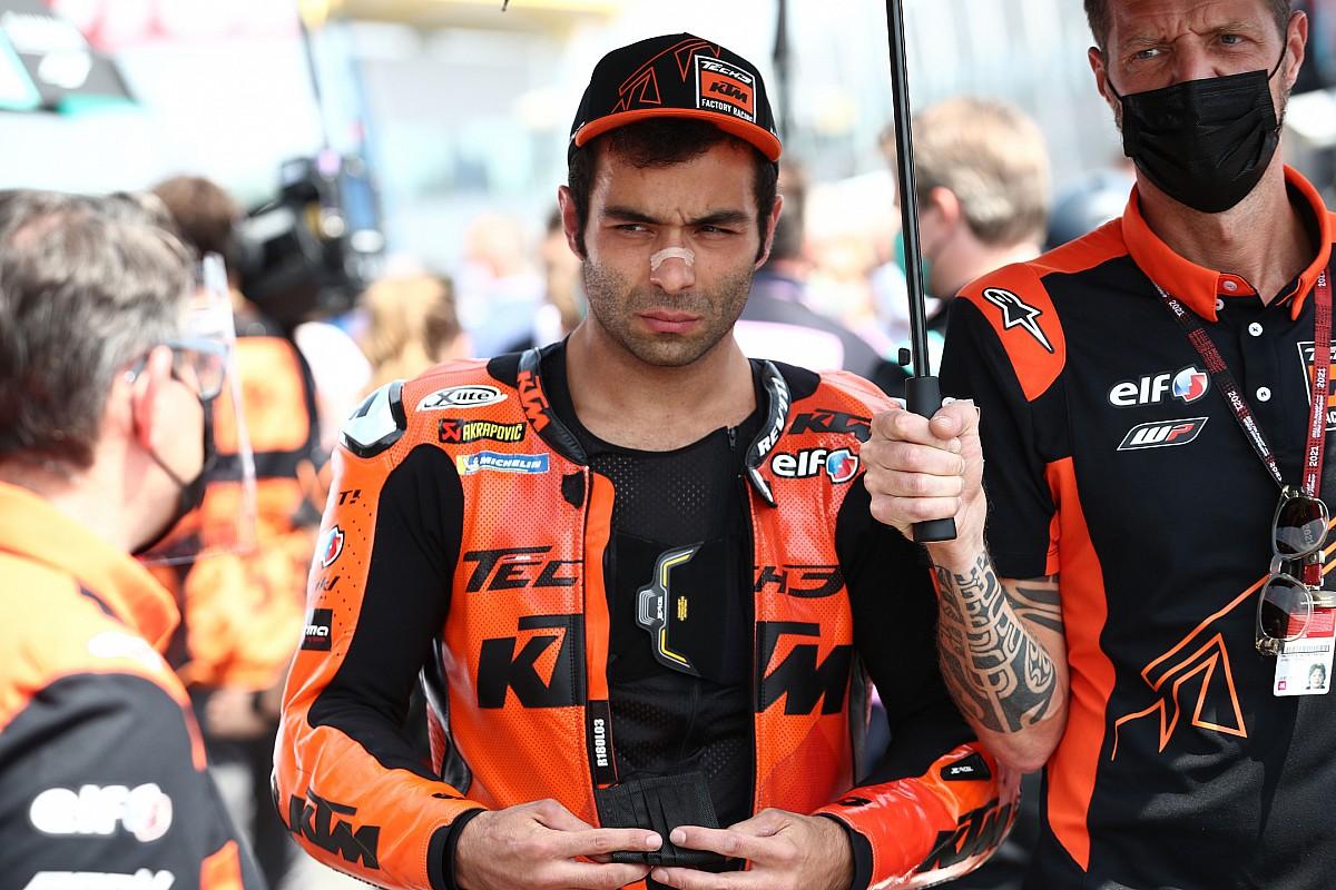 KTM would again Petrucci in post-MotoGP rally swap - Motor Informed