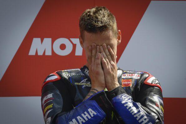 Quartararo turns into the 2nd largest winner in French bike sport (Assen) - GP Inside - Motor Informed