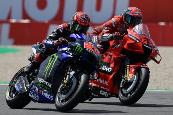 The Yamaha-Ducati duel will be learn within the numbers (mid-season) - GP Inside - Motor Informed