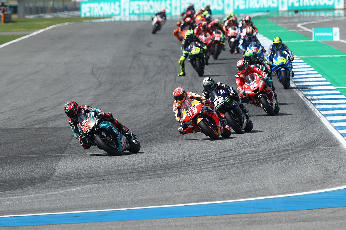 Thailand MotoGP spherical cancelled for second yr in a row - Motor Informed
