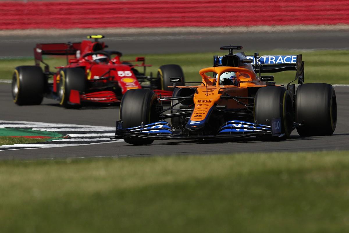 Sainz: McLaren one of the troublesome F1 automobiles to overhaul - Motor Informed