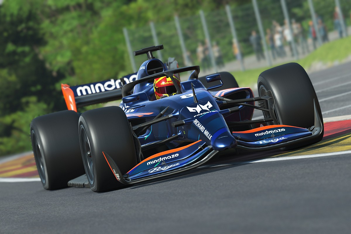 rFactor 2 Method Professional Collection esports entry listing revealed - Motor Informed