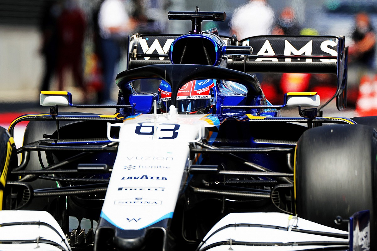 Russell not sure Silverstone F1 dash race will likely be good for Williams - Motor Informed