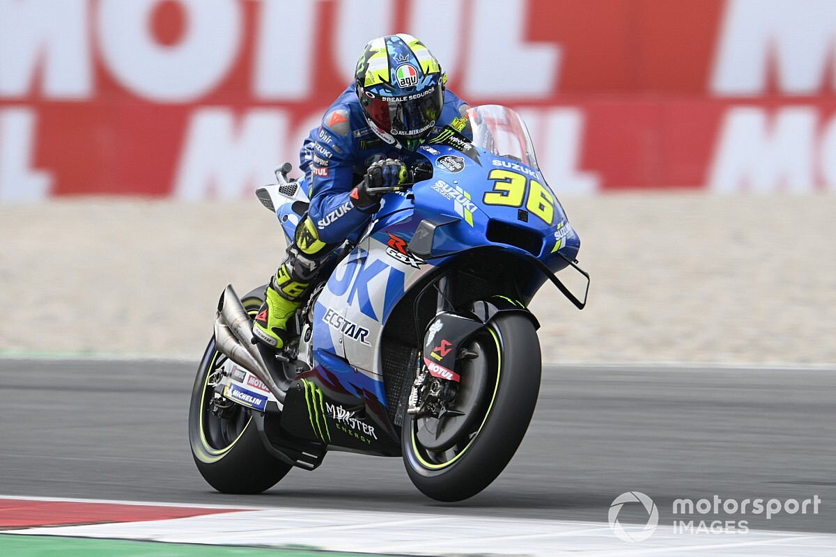 """Mir """"didn't count on"""" MotoGP rivals to make the beneficial properties they've in 2021 - Motor Informed"""