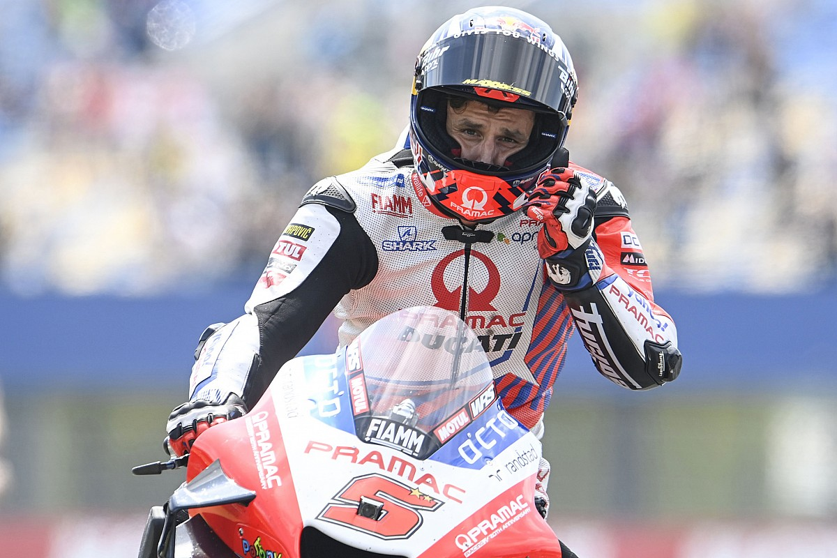 """Zarco """"cannot relaxation"""" even when MotoGP 2021 """"higher than anticipated"""" - Motor Informed"""