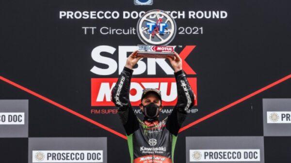Rea wins, Toprak knocked down - GP Inside - Motor Informed