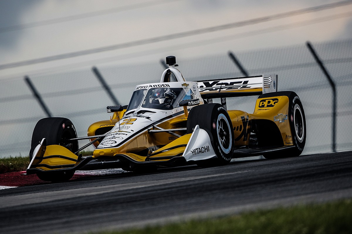 Mid-Ohio IndyCar: Newgarden beats Herta to pole - Motor Informed