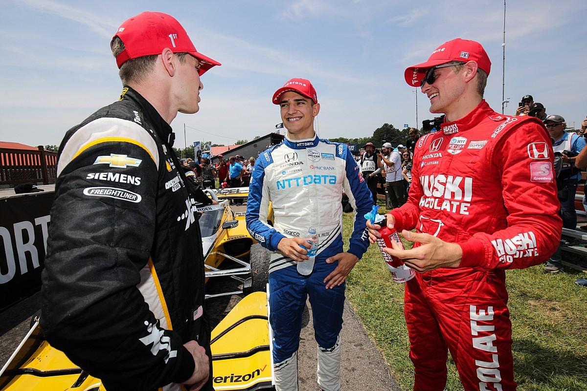 "Newgarden: Palou is ""most full"" of IndyCar's new stars - Motor Informed"
