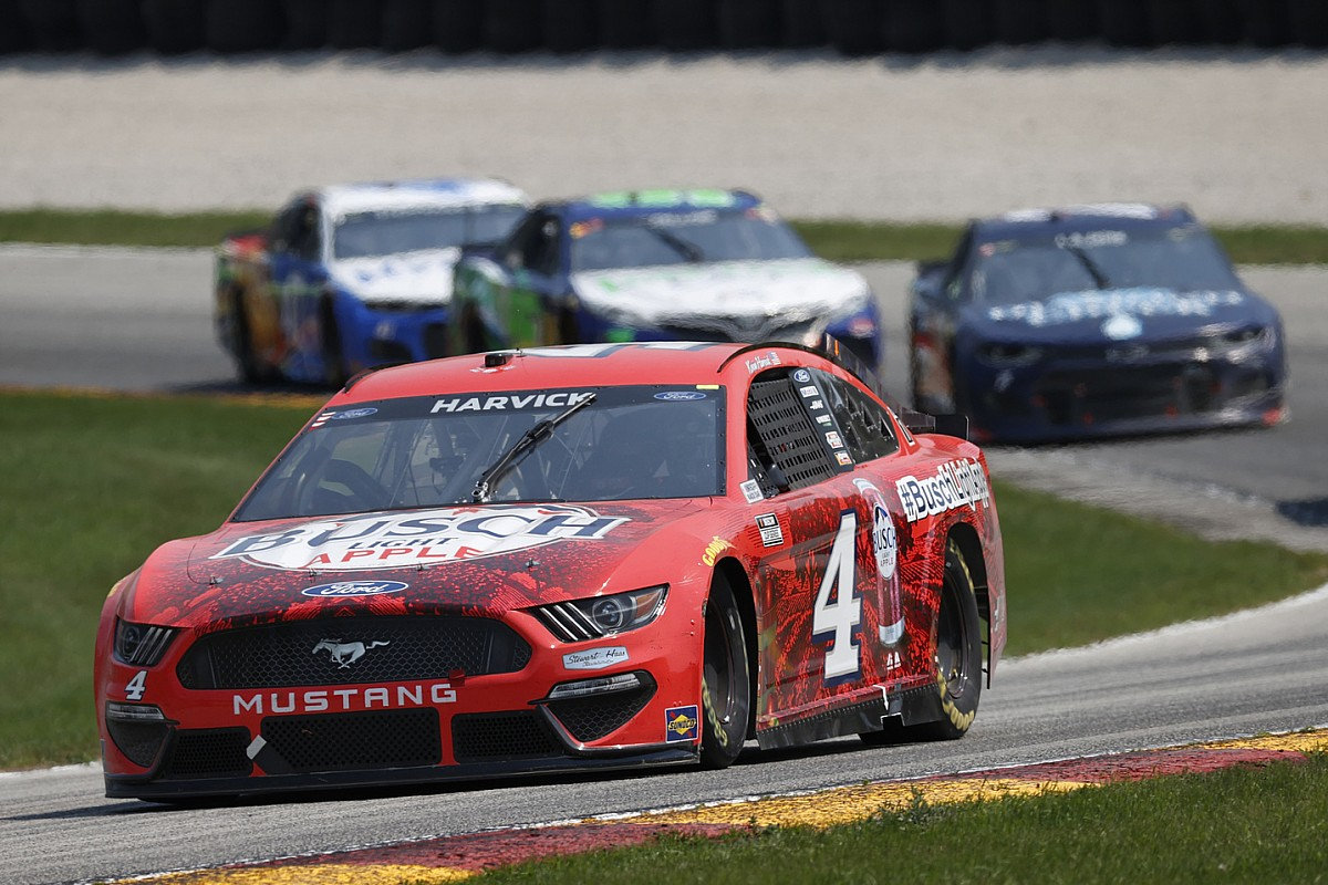 Is it now or by no means for Kevin Harvick's 2021 NASCAR Cup season at Atlanta? - Motor Informed