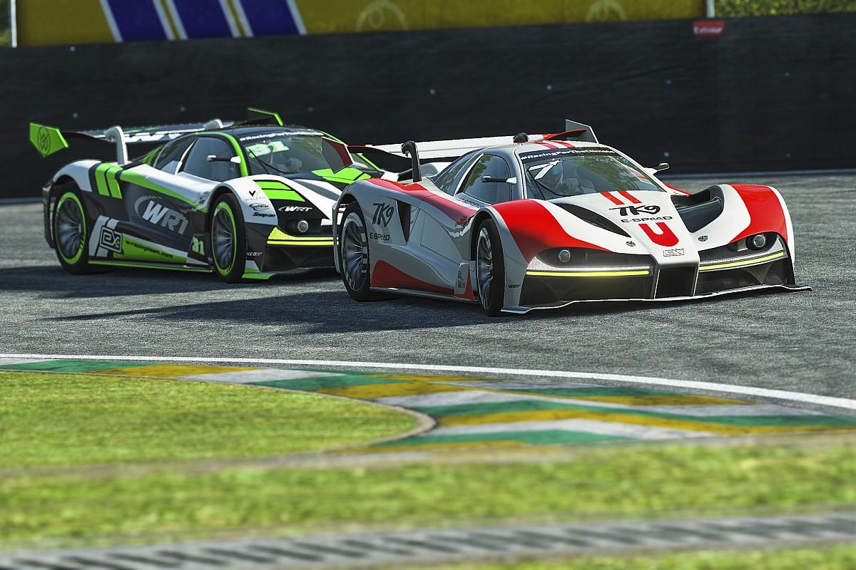 World eX: Lasse Sørensen again on prime in Brazil - Motor Informed