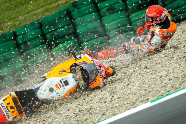 The issue on Marquez's bike would have been solved within the Misano check - GP Inside - Motor Informed