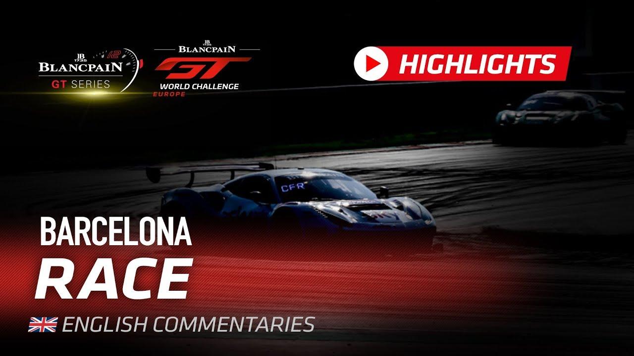 BARCELONA 2019 - Blancpain GT Series FINAL - Highlights - Motor Informed