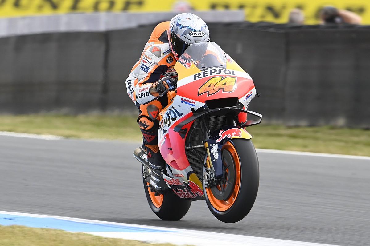 Espargaro battling lack of Honda MotoGP bike data - Motor Informed