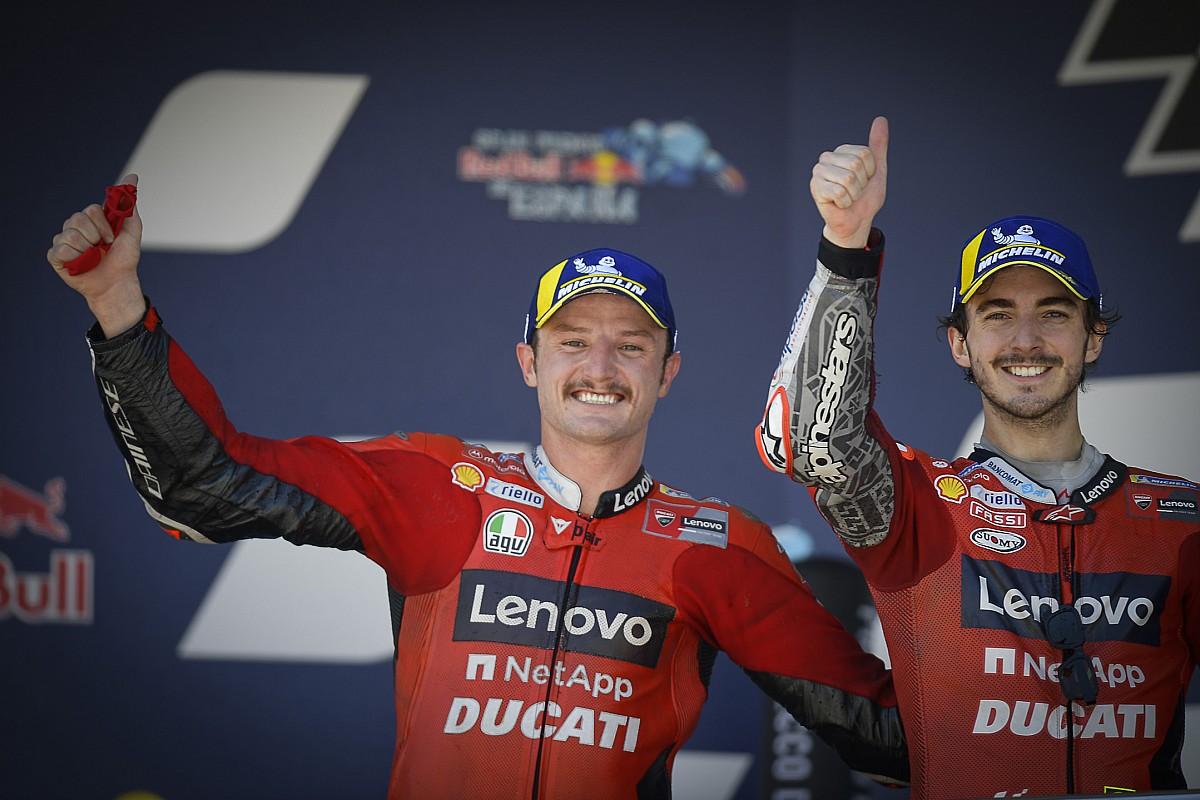 Miller: Ducati's 2021 MotoGP line-up change confirmed proper - Motor Informed