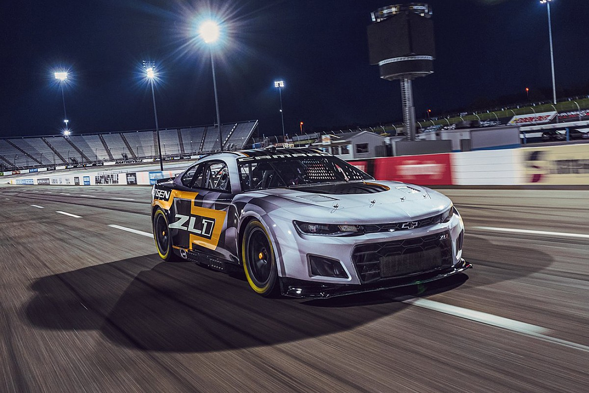 NASCAR indicators off Subsequent Gen Cup automotive, chassis launched to groups this week - Motor Informed