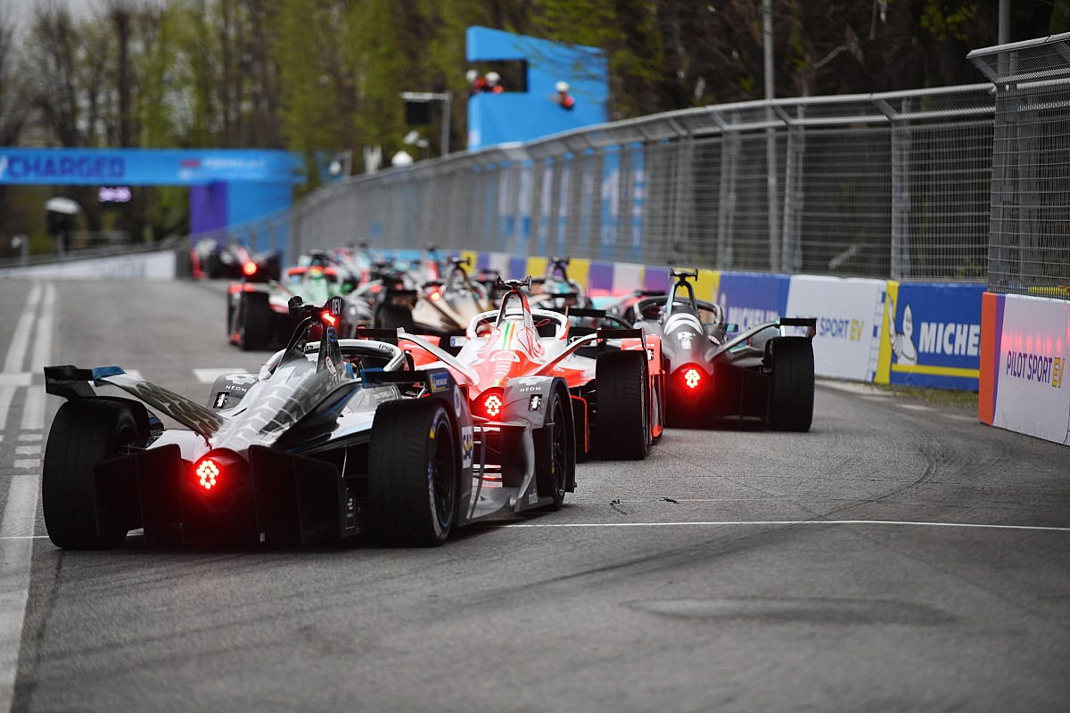 System E provides races in Vancouver, Cape City to 2022 calendar - Motor Informed