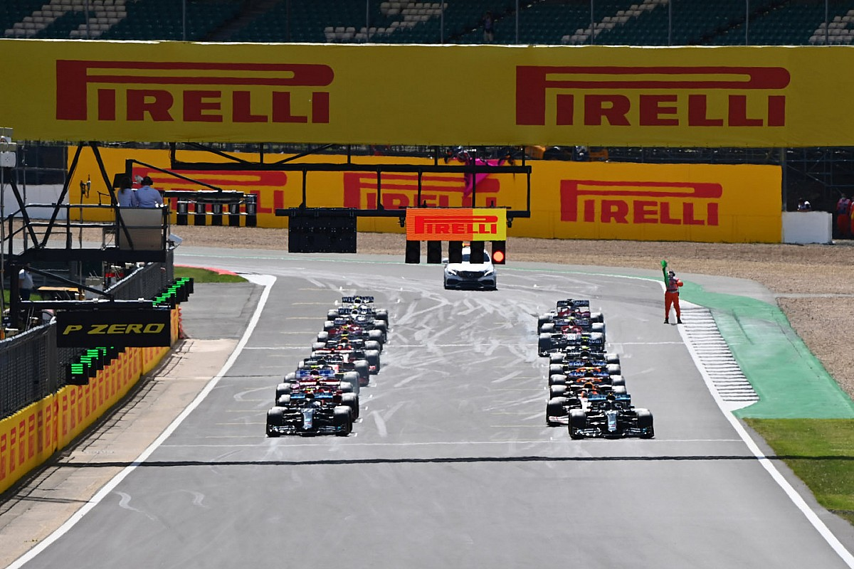 F1 British GP dash qualifying race: What time is it, the best way to watch it & extra - Motor Informed