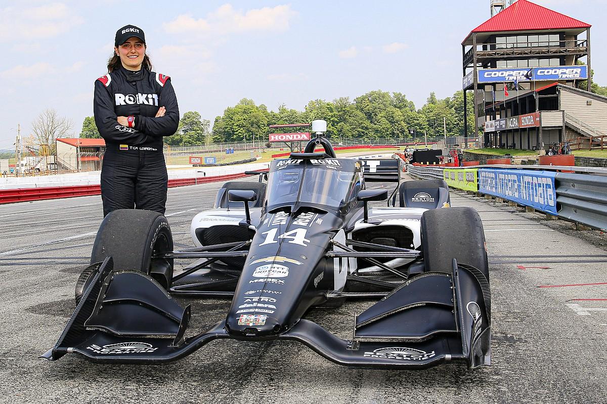 "Foyt: Calderon ""on our listing"" of potential IndyCar drivers for 2022 - Motor Informed"