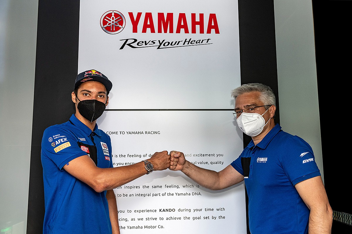 Razgatlioglu ends MotoGP hyperlinks with new Yamaha WSBK deal - Motor Informed