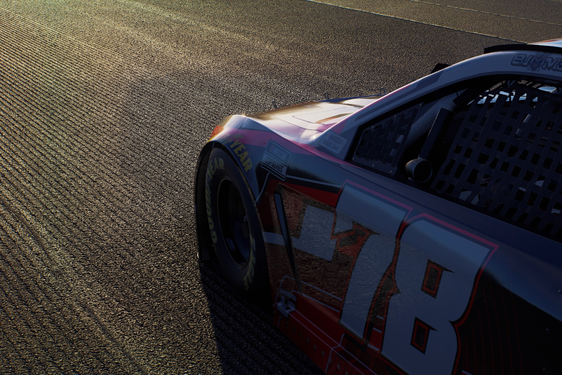 First teaser pictures unveiled for subsequent NASCAR recreation - Motor Informed