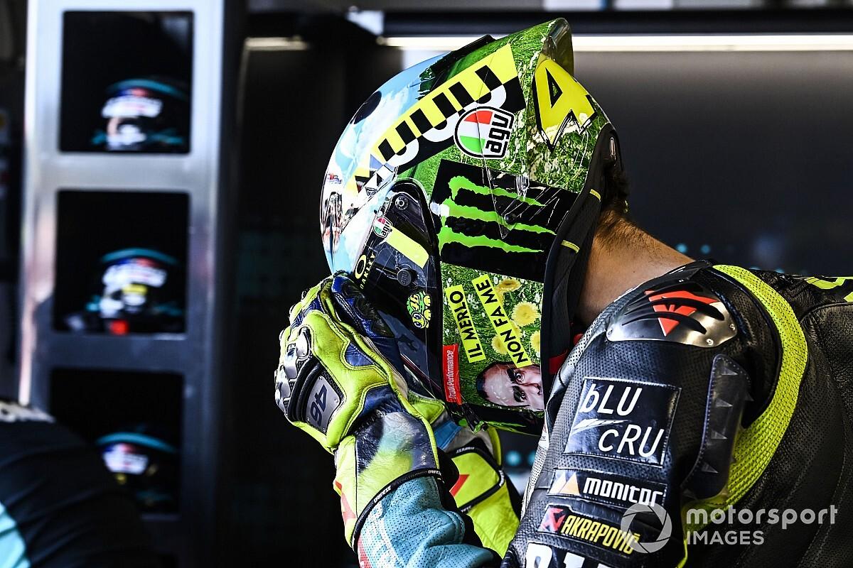 Podcast: Explaining the sponsorship mess at Rossi's VR46 MotoGP workforce - Motor Informed