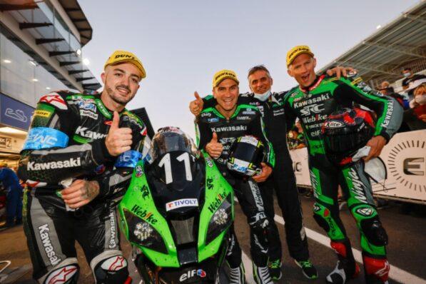 Kawasaki takes the lead, Four groups in 11 factors - GP Inside - Motor Informed