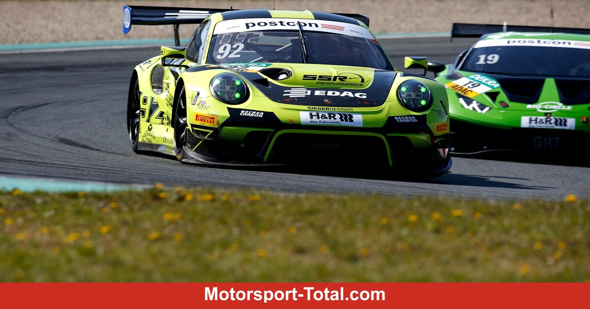 SSR Performance ensures Porsche's DTM premiere at the Nürburgring - Motor Informed