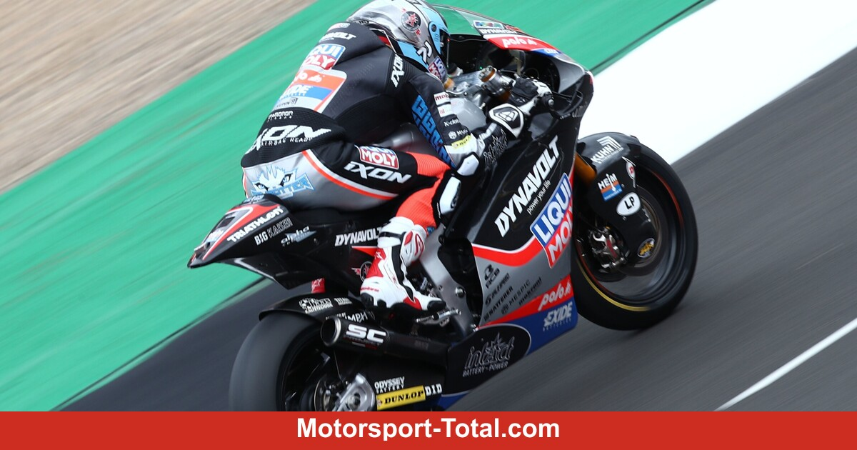 """Marcel Schrötter after penalty at Silverstone 13: """"There are such races"""" - Motor Informed"""
