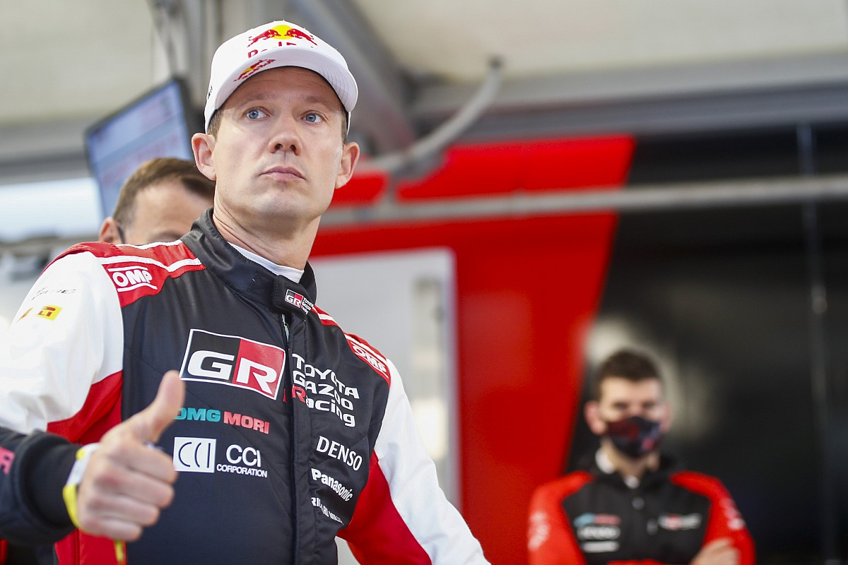 Ogier grapples, Hyundai and Neuville change themselves - Motor Informed