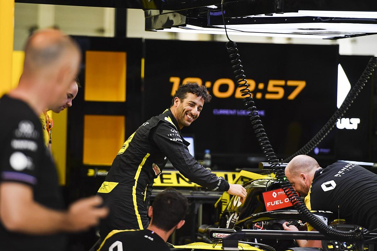 Ricciardo felt Renault intimidated by his arrival - Motor Informed