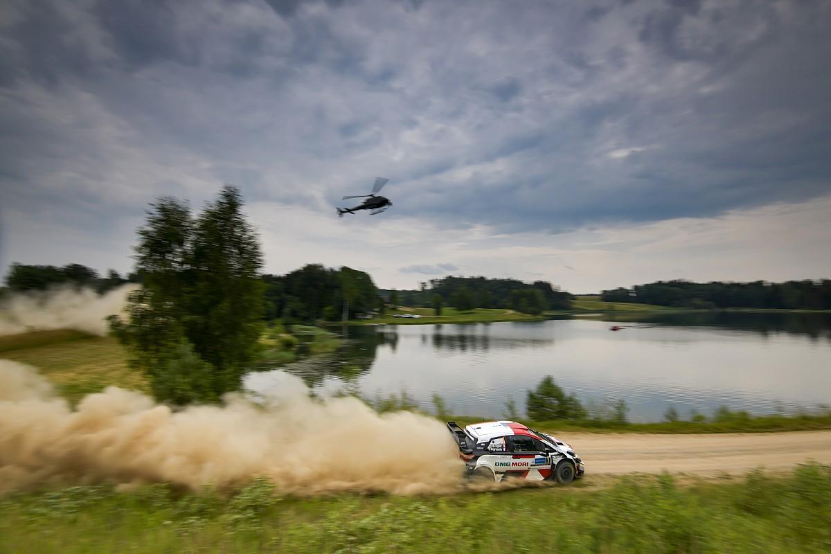 SS12 & 13 - Rovanperä quiet, Ogier places strain on Neuville - Motor Informed