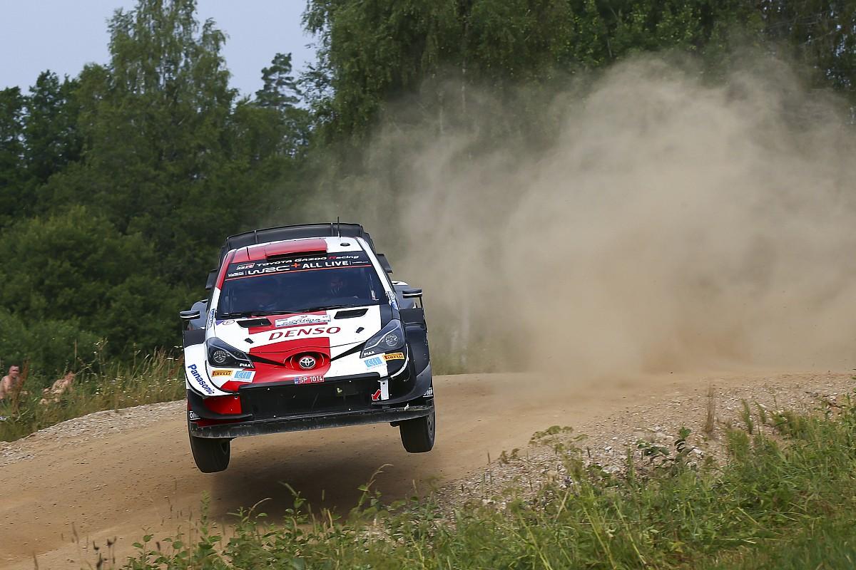 SS8 & 9 - Quick headed Rovanperä, Breen retains the stress on - Motor Informed