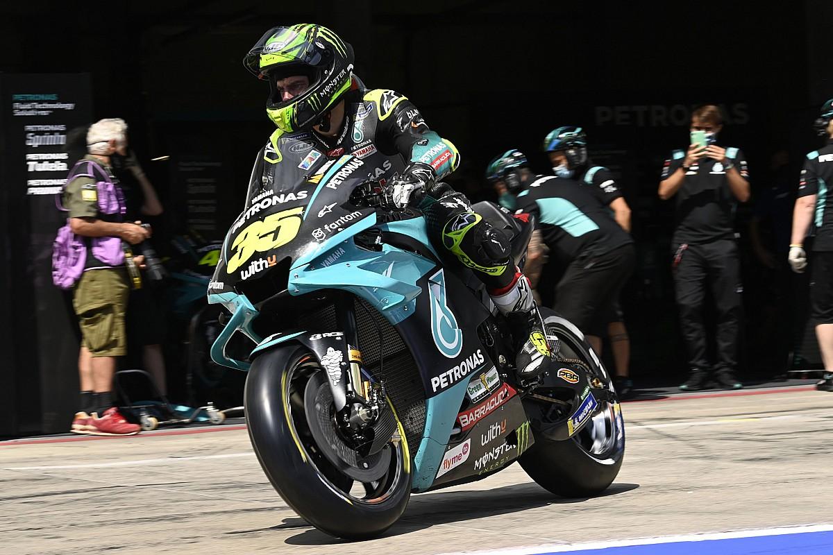 Crutchlow: Quartararo doing nothing particular to be fast on Yamaha MotoGP bike - Motor Informed
