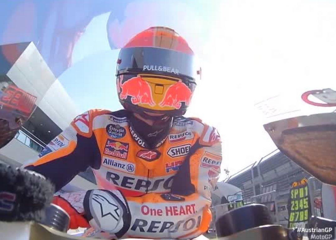 MotoGP VIDEO: Marc Marquez bother together with his proper shoulder, right here we go once more? - Motor Informed