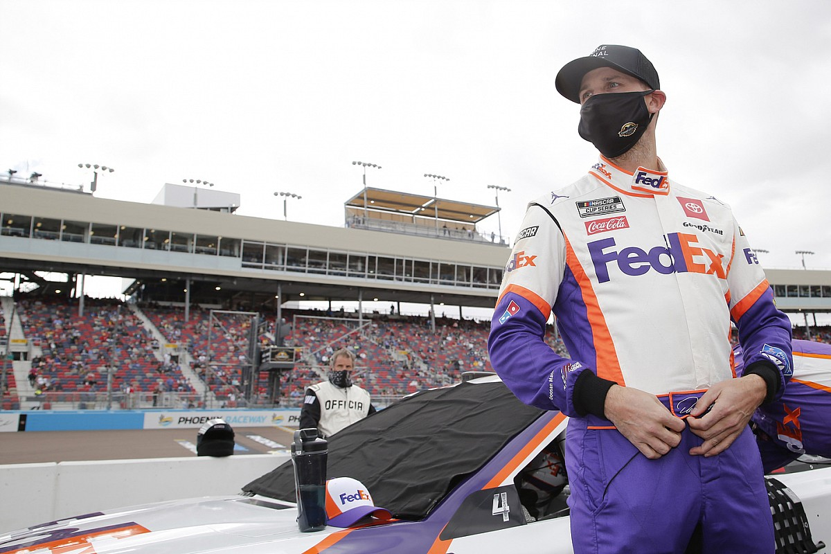 NASCAR restores extra COVID protocols to guard drivers - Motor Informed