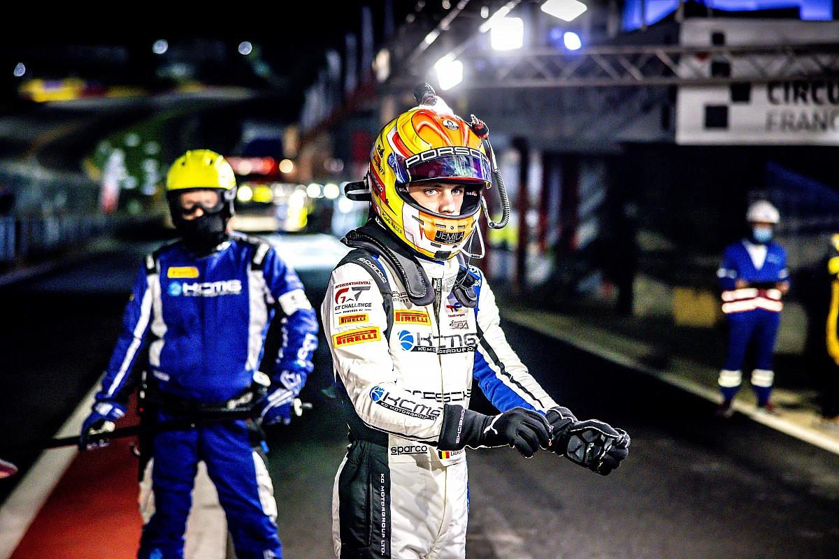 Porsche's Vanthoor hospitalised after Spa paddock accident - Motor Informed