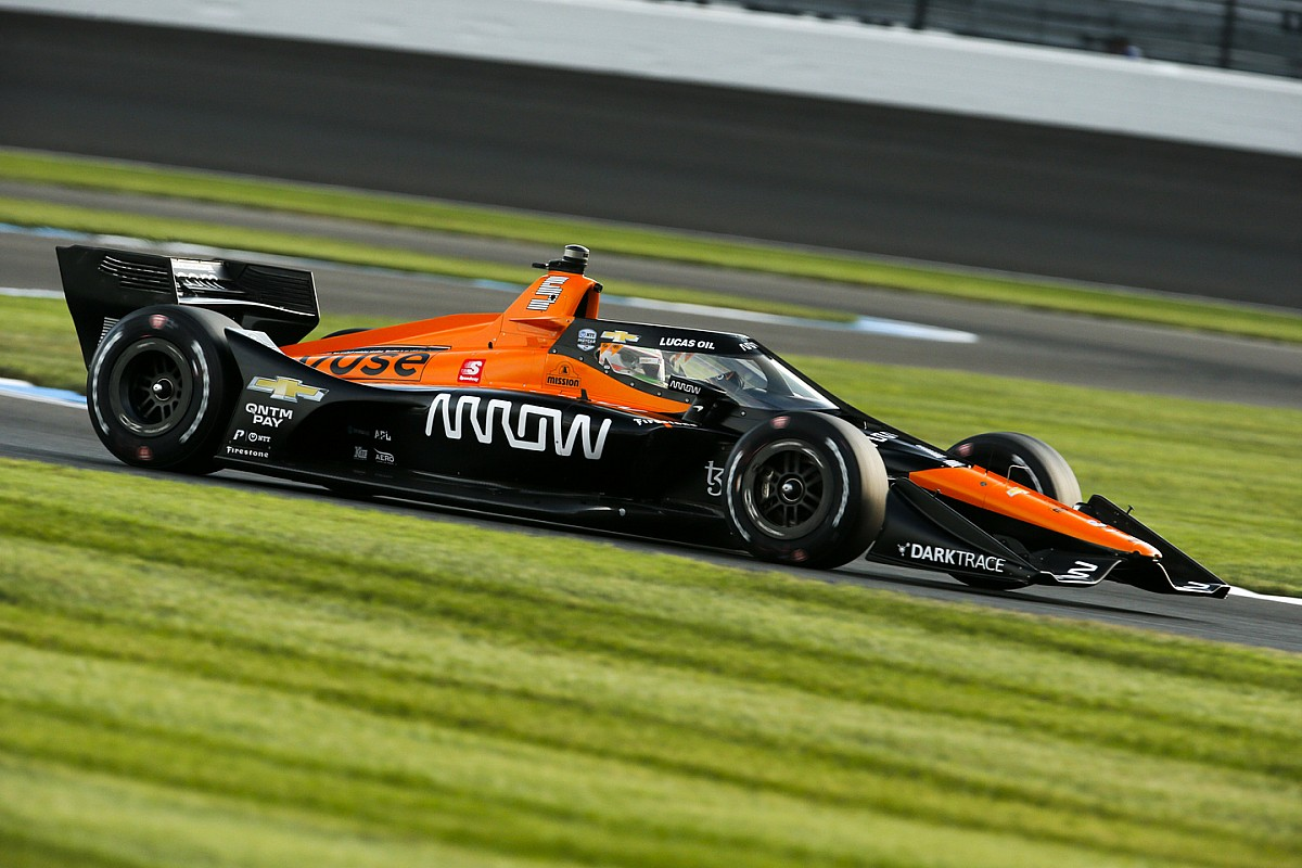 IMS IndyCar: O'Ward takes pole as rookie Lundgaard stars on debut - Motor Informed