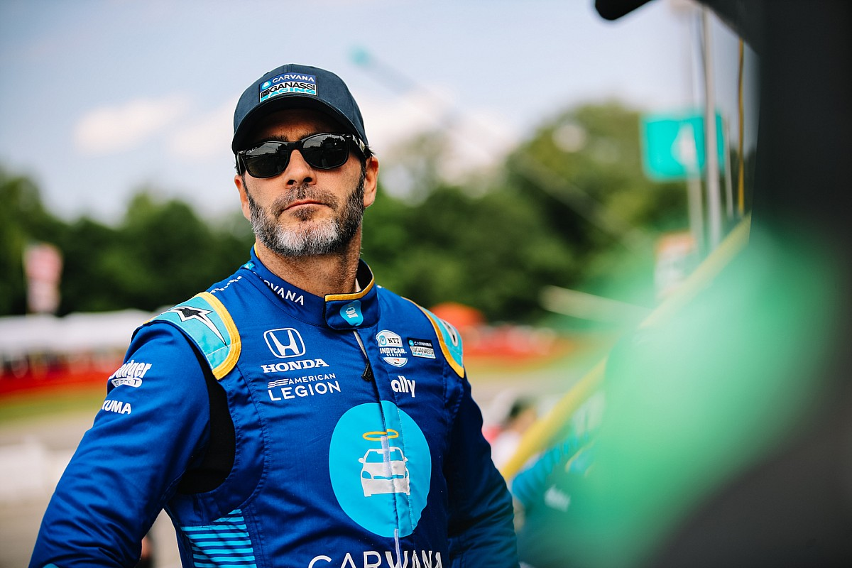 """Johnson wants to seek out """"consolation"""" earlier than tackling IndyCar ovals - Motor Informed"""
