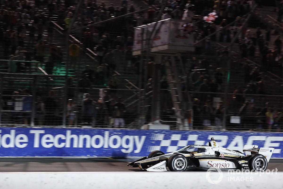 Gateway IndyCar: Newgarden wins attritional race, O'Ward assumes factors lead - Motor Informed