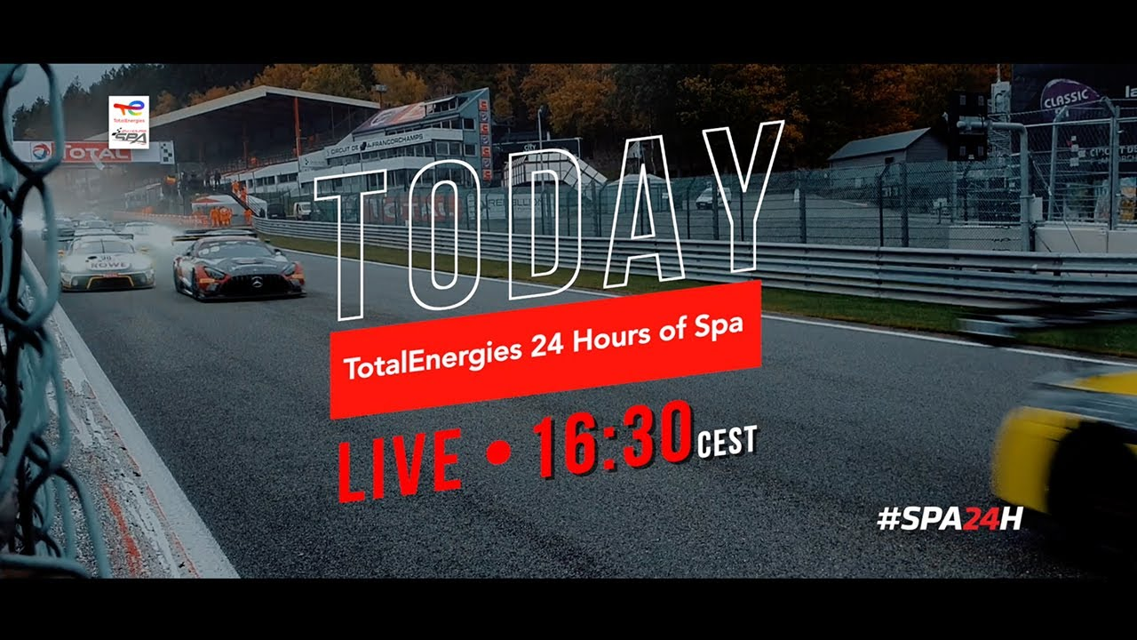 ARE YOU READY! || 2021 TotalEnergies 24 Hours of Spa - Motor Informed